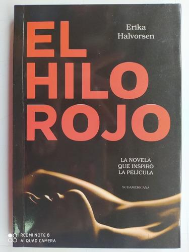 El Hilo Rojo Libro. Erika Halvorsen.