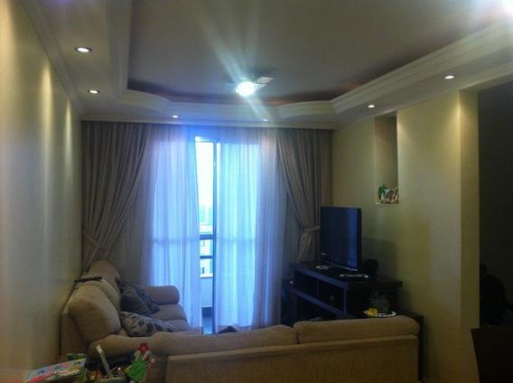 Apartamento Em Bandeiras, Osasco/sp De 56m² 2 Quartos À Venda Por R$ 250.000,00 - Ap57344