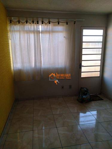 Casa Com 2 Dormitórios À Venda, 50 M² Por R$ 149.000,00 - Vila Aeroporto - Guarulhos/sp - Ca0545