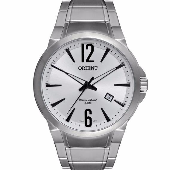 Relógio Masculino Orient Mbss1231 S2sx Original