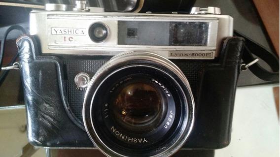Câmera Yashica Lynx 5000e