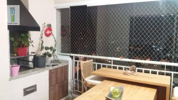 Apartamento Com 3 Dormitórios À Venda, 87 M² Por R$ 720.000 - Lauzane Paulista - São Paulo/sp - Ap0603