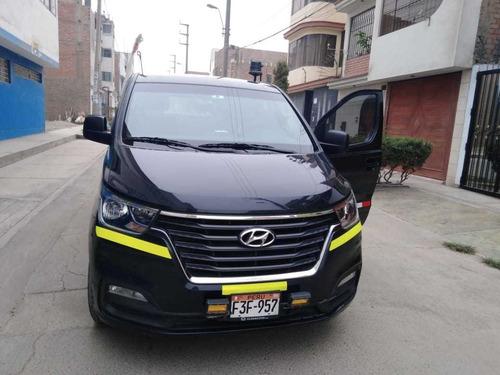 Hyundai Minivan H1 Full Equipo