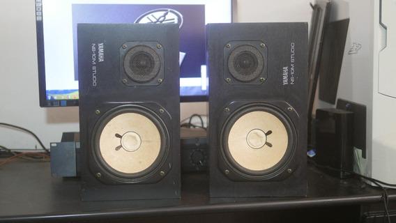 Monitor De Referência Yamaha Ns-10m Studio