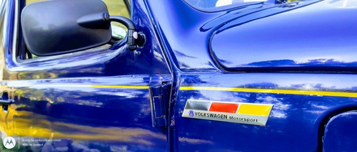 Imagem 1 de 15 de Vw Fusca Fusca German Look