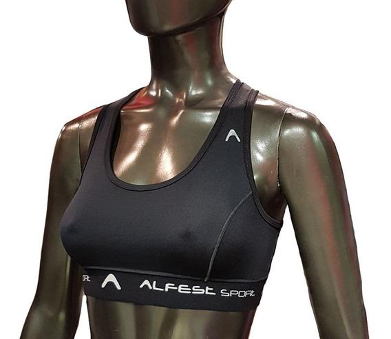 Top Deportivo Mujer Hydrowick® Dry - 85 A 110 - Alfest