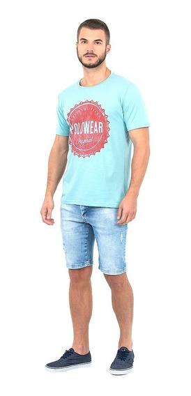 Camiseta Polo Wear Estampada