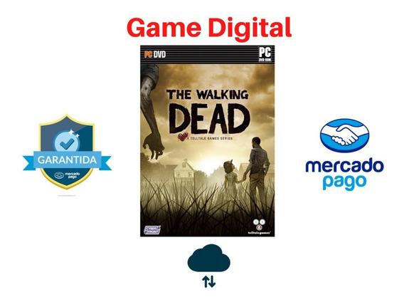 The Walking Dead Game Season 1 Ptbr Envio Digital Pc