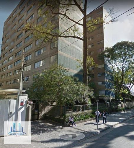 Imagem 1 de 8 de Apartamento Residencial À Venda, Moema Pássaros, São Paulo. - Ap3148