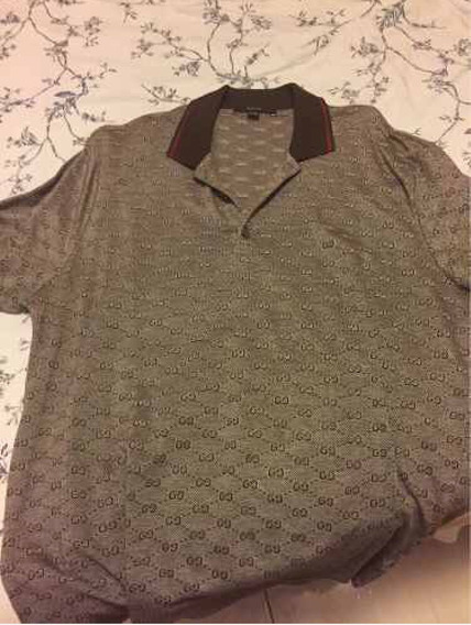 Vendo Camisa Polo Da Marca Gucci