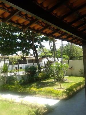 Casa Em Centro De Terreno, Pontinha, Araruama