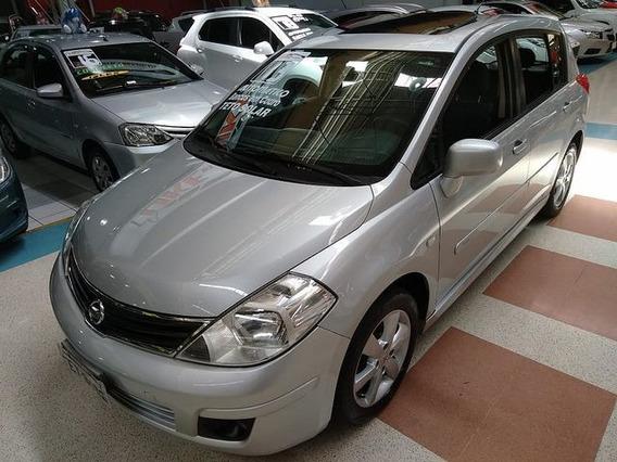 Nissan Tiida 1.8 Sl 16v C/teto Solar 2013