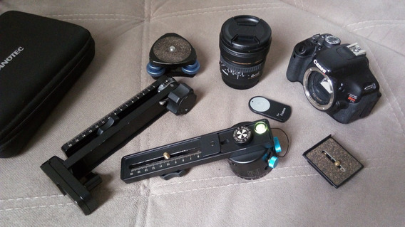 Kit Fotografia 360º Profissional
