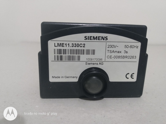 Programador De Chama Lme11.330c2