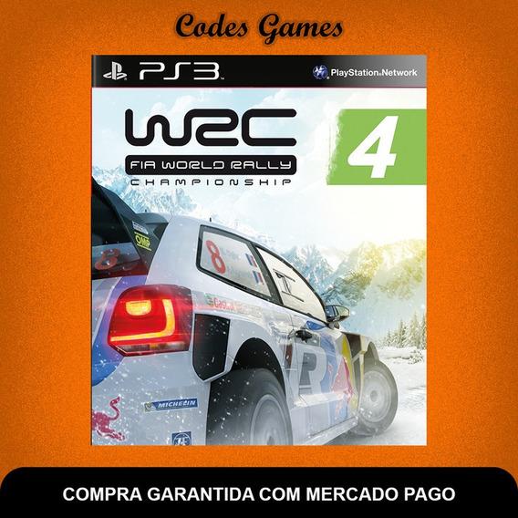 Wrc 4 - Fia World Rally Championship - Ps3 - Promoção