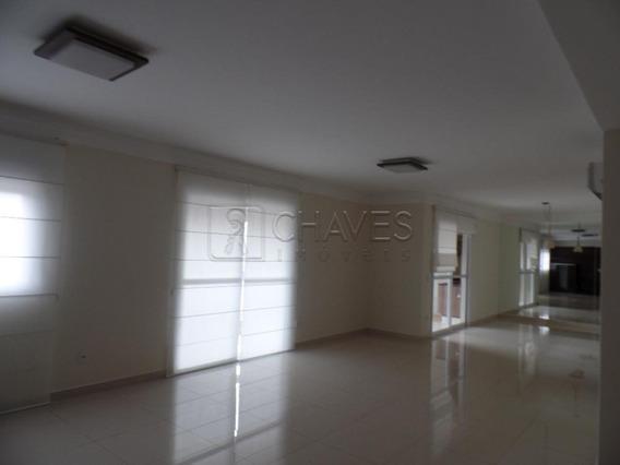 Apartamento Padrão Em Ribeirão Preto - Sp - Ap0422_chaves