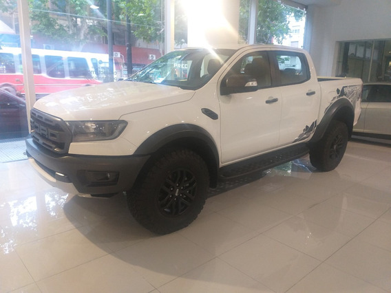 Nueva Ford Ranger Raptor 2.0 Bi Turbo 4x4 At (g)