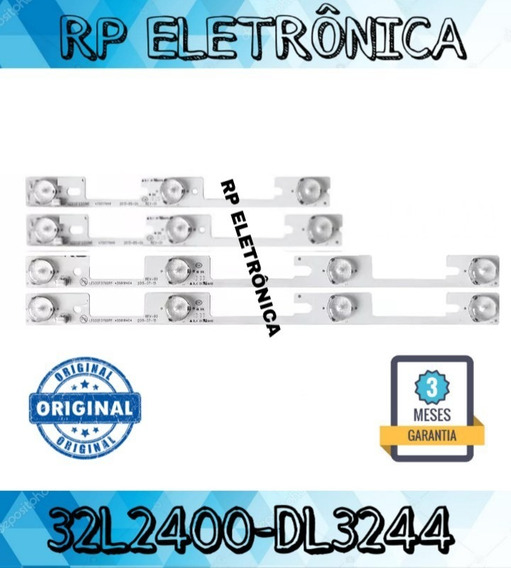 Original Barra De Led 32l2400 Kdl32mt626u