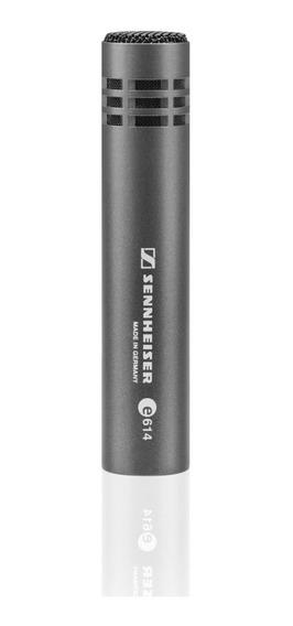 Microfone Condensador Super Cardióide E614 Sennheiser Cinza