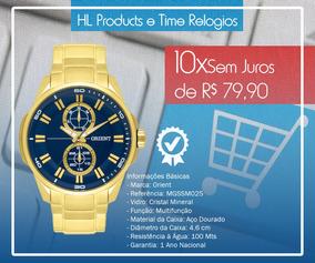 Relógio Orient Multifuncão 10atm Mgssm025
