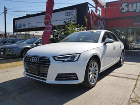 Audi A4 2018 4p Elite L4/2.0/t Aut Quattro
