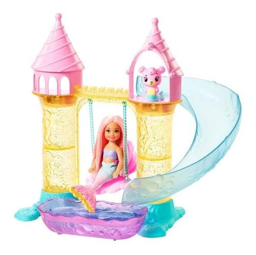 Barbie Parque De Sirenas Original Y Nuevo De Mattel