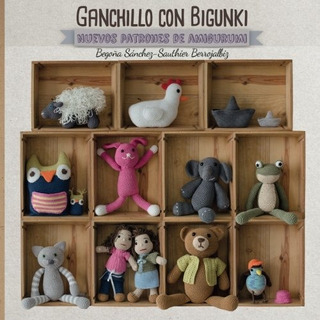 Libro : Ganchillo Con Bigunki. Nuevos Patrones De Amiguri...