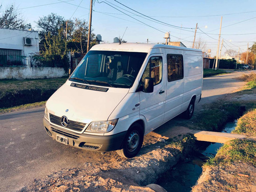 Mercedes-benz Sprinter 2.1 313 Furgon 3550 Mixto 4+1 2012
