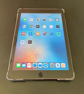 iPad Air 2 - 64 Gb - C/vidrio Templado Y Funda