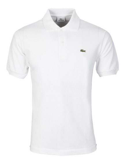 Combo C/3 Camisas Masculinas Polo Lacoste Regular Fit Free