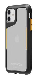 Funda iPhone 11 Griffin Suvivor