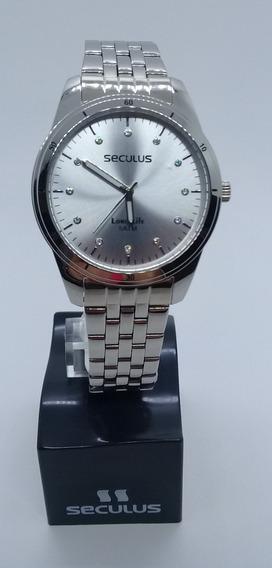 Relógio Seculus Feminino 20353losvna2