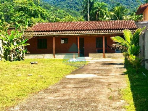 Imagem 1 de 7 de Casa Para Venda Em Ubatuba, Praia Da Lagoinha - 1340_2-1194130