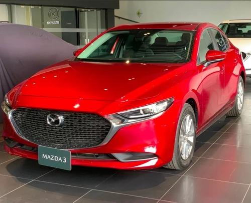 Mazda Mazda 3 Prime Mt 2.0 2021 Rojo Diamante