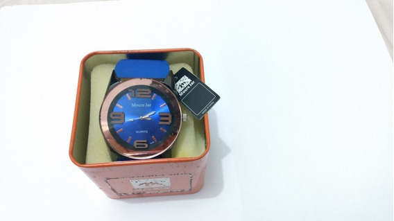 Relógio Pulso Masculino Moure Jar W00-m