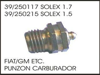 Imagen 1 de 7 de Punzon Carburador. Solex 1.5