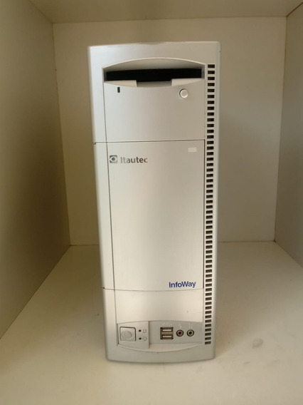Pc Itautec Infoway 4252, Intel Core I5 2500, 500gb, 4gb