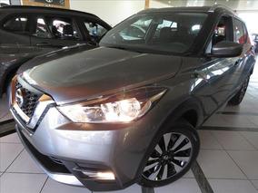 Nissan Kicks Sv 1.6 X-tronic Flex 2018/ok Cinza Met