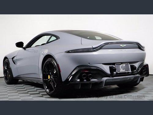 Imagem 1 de 8 de Aston Martin Vantage   V8 Coupe 2p