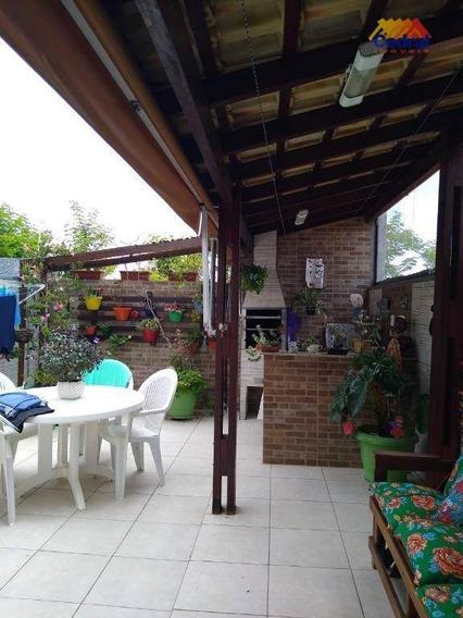 Sobrado Com 2 Dormitórios À Venda, 68 M² Por R$ 300.000,00 - Vila Caputera - Mogi Das Cruzes/sp - So0439