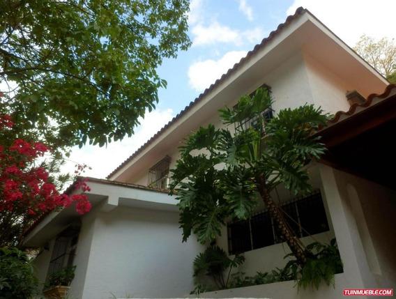 J-mls #15-10288 Casas En Venta Santa Maria Caracas
