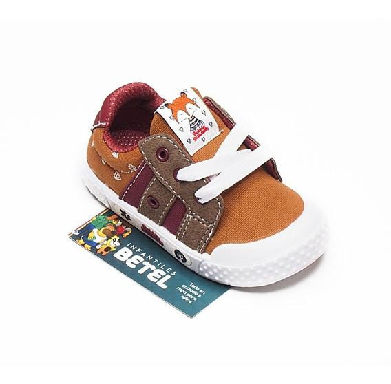 Zapato Tenni Gen Bubble Gummers T18 Al T25