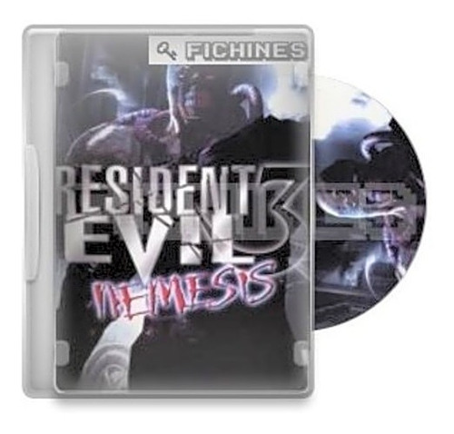 Resident Evil 3: Nemesis - Original Pc - Pc #5587