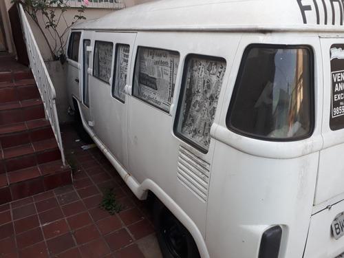 Volkswagen Kombi 1990 Exclusiva