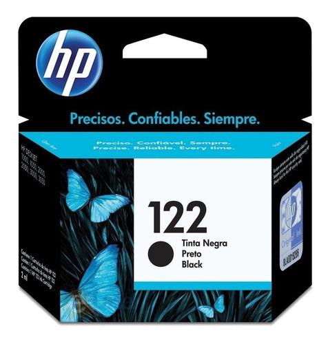Cartucho Hp Original Verificable 122 Negro 122n 2050