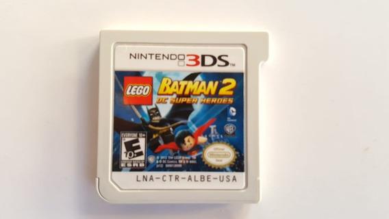 Lego Batman 2 Dc Super Heroes - Nintendo 3ds - Sem Capa
