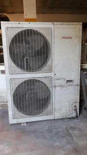 Aire Acondicionado Piso/techo 18000 Frig. Haier, Trifásico