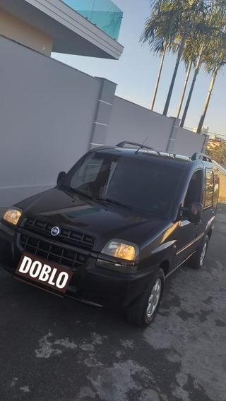 Fiat Doblo 2002 1.6 16v Elx 5p