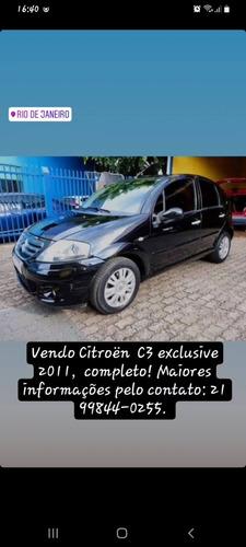 Imagem 1 de 6 de Citroën C3 2011 1.4 8v Exclusive Flex 5p