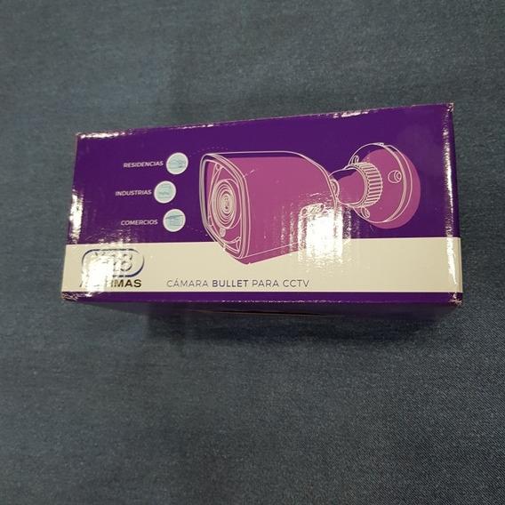 Cámara Seg X28 Metal Bullet 1080p Lente 3.6mmsony 1p66